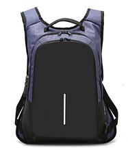Рюкзак в стиле Bobby антивор с замком и тросом