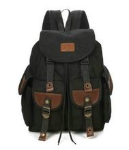 Рюкзак RRX мешковина черный