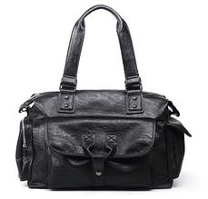 Дорожная вместительная мужская сумка