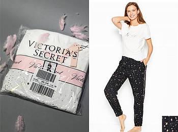 Пижама домашний комплект Cotton & Flannel Long Lounge PJs