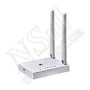 Роутер NETIS W1 (N300, 1xWan, 2xLan, 2 антенны)