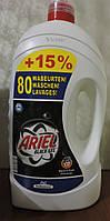 Ariel порошок гель для черного 80 стирок 5.8L