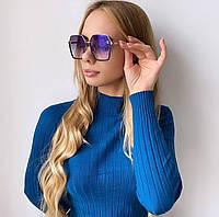 Жіночі сонцезахисні окуляри у формі метелика, фото 1