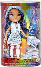 Лялька Rainbow High Surprise Blue Skye - Мосту Хай Слайм Блакитна Леді з слаймами 571209 Оригінал