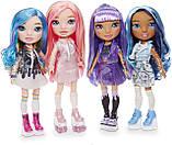 Кукла Rainbow High Surprise Blue Skye - Рейнбоу Хай Слайм Голубая Леди со слаймами 571209 Оригинал, фото 5