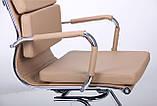 Кресло Slim FX CF XH-630C беж (бесплатная адресная доставка), фото 9