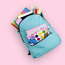 Шкільні рюкзаки і сумки