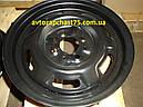 Диск колесный ваз 2108, ваз 2109, ваз 2110-2115 чёрный (АвтоВаз, Тольятти, Россия), фото 5