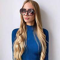 Женские  круглые солнцезащитные очки, фото 1