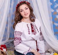 Вышиванка для женщин современная