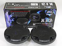 Колонки автомобильные 13см BOSCHMANN BM AUDIO XJ3-553B 300W 3х полосная акустика
