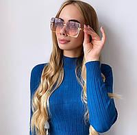 Женские  радужные солнцезащитные очки, фото 1