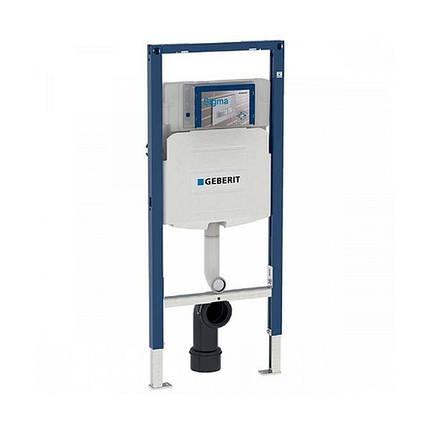 Система инсталляции Geberit Duofix Sigma для напольного унитаза, 112 см (111.915.00.5), фото 2