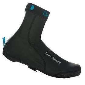 Велосипедные бахилы водонепроницаемые Dexshell Light weight Overshoes L 43-46, КОД: 1565740