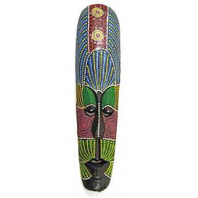 Маска расписная деревянная Arjuna 45048, КОД: 1366811