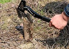 Тактичний сокиру томогавк HGF-SS, фото 2