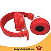 Бездротові Bluetooth-навушники Atlanfa AT-7611A c MP3 плеєром, FM радіо приймачем і мікрофоном Топ, фото 2
