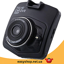 Автомобільний відеореєстратор DVR C900 FullHD 1080P Чорний Топ, фото 3