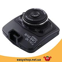 Автомобільний відеореєстратор DVR C900 FullHD 1080P Чорний Топ, фото 2