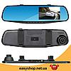 """Автомобильный видеорегистратор DVR 138E 2.7"""" - видеорегистратор зеркало заднего вида, авторегистратор зеркало, фото 2"""