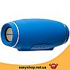 Портативная Bluetooth колонка Hopestar H27 - мощная акустическая стерео блютуз колонка Синяя, фото 3