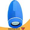Портативная Bluetooth колонка Hopestar H27 - мощная акустическая стерео блютуз колонка Синяя, фото 5