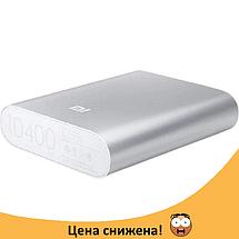 Портативное зарядное устройство Power Bank Mi 10400mAh, универсальная батарея, внешний аккумулятор, повер банк, фото 2