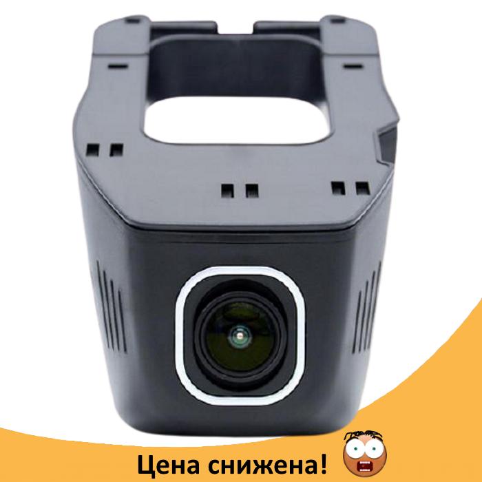Відеореєстратор WiFi Dvr D9 HD 1080p - автореєстратор на лобове скло, відеореєстратор в машину Топ
