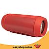Портативная колонка JBL CHARGE 4 красная - беспроводная Bluetooth колонка + Power Bank (Реплика), фото 3