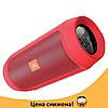 Портативна колонка JBL CHARGE 4 червона - бездротова Bluetooth колонка + Power Bank (Репліка) Топ, фото 4