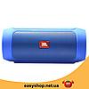 Портативна колонка JBL CHARGE 2+ на 6000 mAh Синя - водонепроникна Bluetooth колонка (Найкраща копія) Топ, фото 4