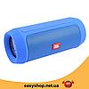 Портативна колонка JBL CHARGE 2+ на 6000 mAh Синя - водонепроникна Bluetooth колонка (Найкраща копія) Топ, фото 5