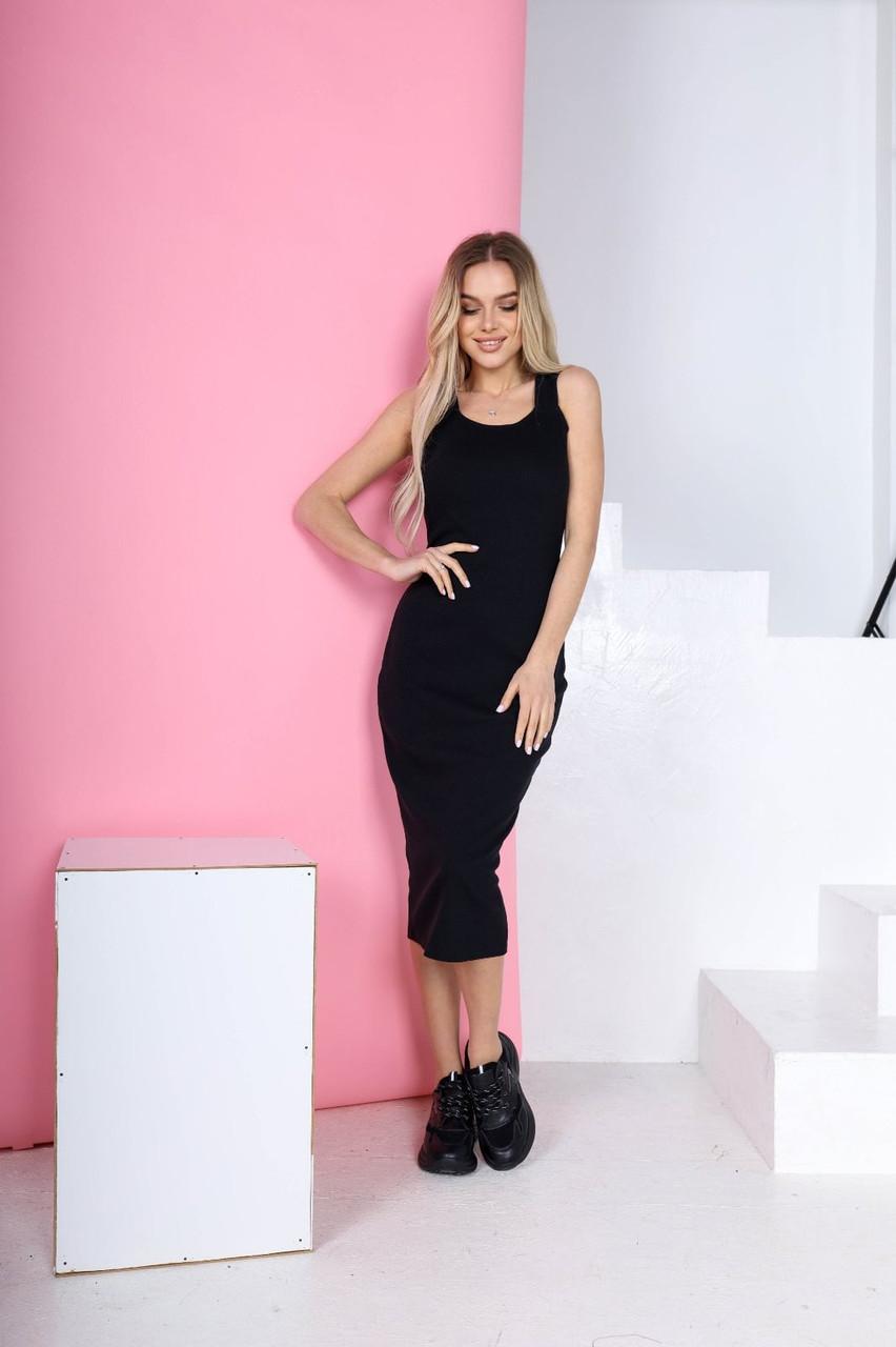 Стильное женское платье футляр размеры 42 44 46 48 Новинка 2021 расцветки 6