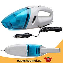 Автомобільний пилосос High-power Portable Vacuum Cleaner 508 - Компактний пилосос для сухого прибирання авто, фото 3