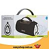 Портативна Bluetooth колонка Hopestar H40 - потужна акустична стерео блютуз колонка Чорна Топ, фото 3