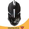 Ігрова мишка Zornwee GM02 c підсвічуванням 5 кольорів Чорна Топ, фото 6