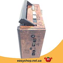 Радиоприемник GOLON RX-201 - портативный радиоприёмник колонка MP3 с USB, аккумулятором и Led фонариком, фото 3