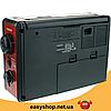 Радиоприемник GOLON RX-006UAR - Большой портативный радиоприёмник - колонка MP3 с USB и аккумулятором Красный, фото 2