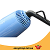 Фен-стайлер для волос 10 в 1 Gemei GM-4833 - воздушный стайлер, фен-щетка, набор для укладки волос Синий, фото 3
