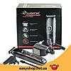 Беспроводная машинка для стрижки волос и бороды с Gemei GM-6050, фото 3