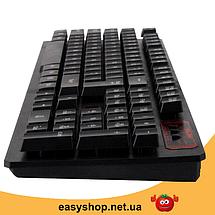 Бездротова ігрова клавіатура і миша UKC HK-6500 Топ, фото 2