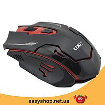 Беспроводная игровая клавиатура и мышь UKC HK-6500, фото 3