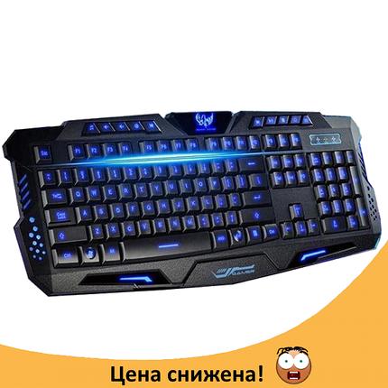 Ігрова клавіатура з підсвічуванням Atlanfa M200 Топ, фото 2