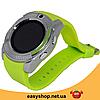 Розумні годинник Smart Watch V8 сенсорні - смарт годинник Зелені Топ, фото 4