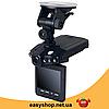 Автомобильный видеорегистратор HD DVR 198 2.5 lcd - авторегистратор со звуком и ночной съемкой, фото 4