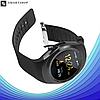 Умные смарт часы Smart Watch Y1S с слотом под SIM карту Черные, фото 3