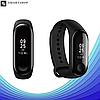 Фитнес браслет Xiaomi Smart Band M3 Black (Реплика) - цветной экран, умные часы, шагомер, пульсометр, фото 4