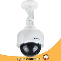 Муляж камеры видеонаблюдения CAMERA DUMMY 2000, камера обманка, фото 3