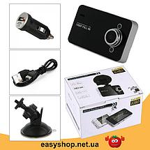 Автомобільний відеореєстратор DVR K6000 Full HD 1080 P Топ, фото 3