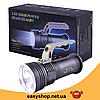 Фонарь прожектор Police BL-T801 - мощный супер яркий переносной ручной фонарик, фонарик с зумом, фото 6